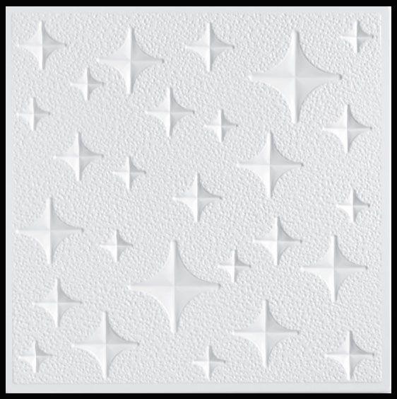 Plastový stropní podhled - HVĚZDNÉ NEBE