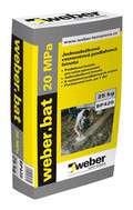 Podlahová hmota Weber bat.potěr 20 MP Weber Terranova