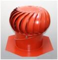 Ventilační turbína Lomanco BIB 12 - červená