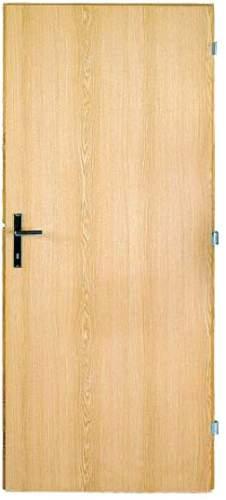 Protipožární dveře plné Tredo Florian DUB SVĚTLÝ