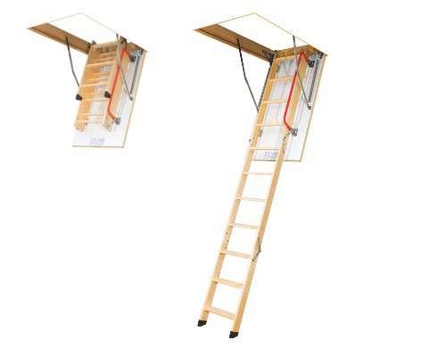 Skládací půdní schody Fakro LWK Komfort