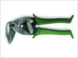Nůžky na plech speciální kolmé- převodové pravé