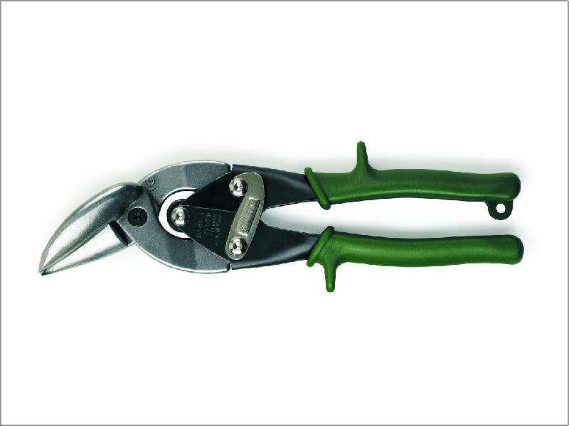 Nůžky na plech Midwest snips vyhnuté - převodové pravé P6510R