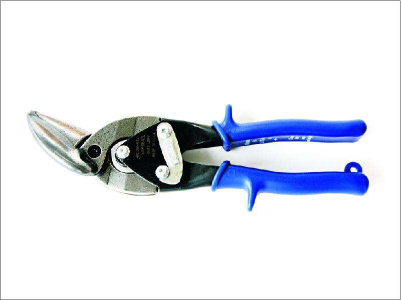 Nůžky na plech vyhnuté Midwest snips speciální- převodové levé SSP6510L