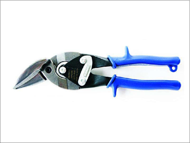 Nůžky na plech vyhnuté Midwest snips speciální- převodové pravé SSP6510R