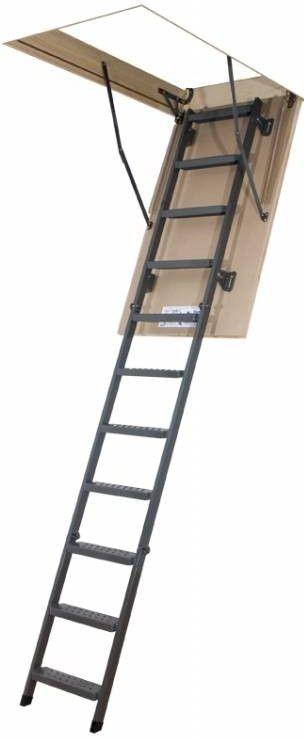 Skládací půdní schody Fakro LMS Smart