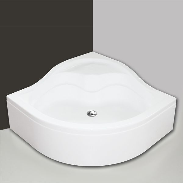 Sprchová vanička Roltechnik Semideep neo