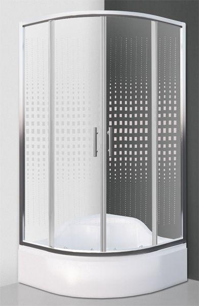 Sprchový kout Roltechnik Buffalo Neo - 900