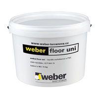 Weber.floor uni - lepidlo na koberce a PVC Weber Terranova