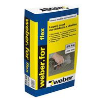 Weber.for flex LD - low dust - flexibilní tmel C2T Weber Terranova