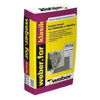 Weber.for klasik - standartní tmel C1T Weber Terranova