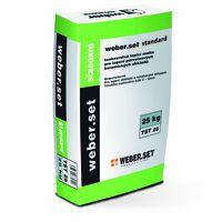 Weber.set standard - bílý lepící tmel C1T Weber Terranova