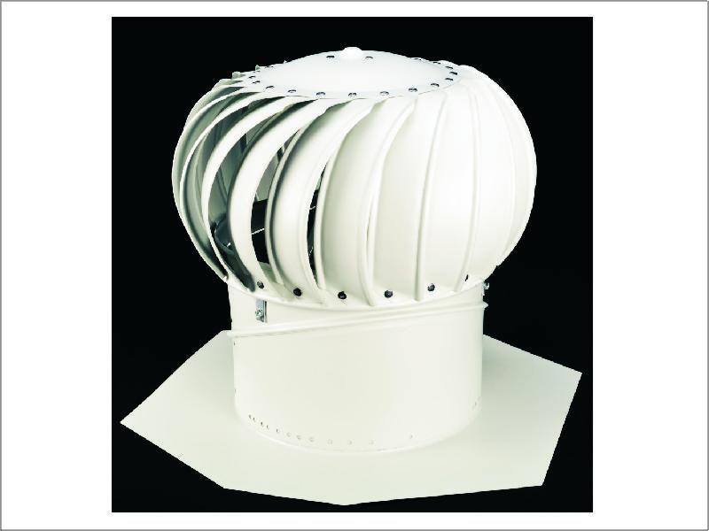Ventilační turbína Lomanco BIB 14 - bílá