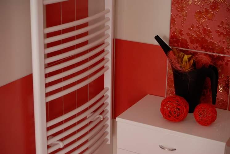 Koupelnové otopné těleso Thermal Trend typ KDO22