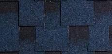 Asfaltový šindel Kerabit L joker modrý 79010 Krpa Dehtochema