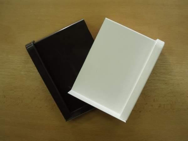 Venkovní parapet hliník ohýbaný - vnitřní parapetní deska hliník ohýbaný