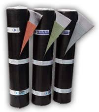 Modifikovaný finální asfaltový pás (lepenka) Dehtochema BITUELAST DESIGN DEHTOCHEMA TN a.s.