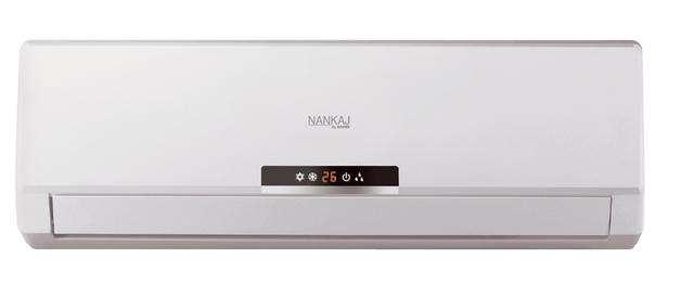 Splitová klimatizační jednotka IVAR NANKAJ NG 2410 R