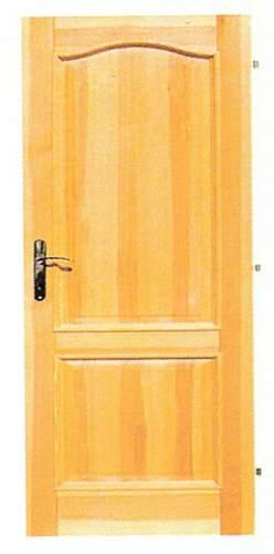 Vnitřní masivní dveře rámové Tredo Popular
