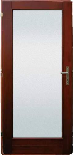 Vchodové dveře rámové Tredo Elegance