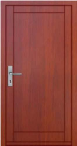 Vchodové dveře rámové Tredo Luxus